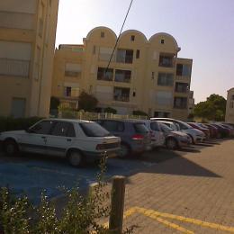 vue depuis le parking public - Location de vacances - Gruissan Port
