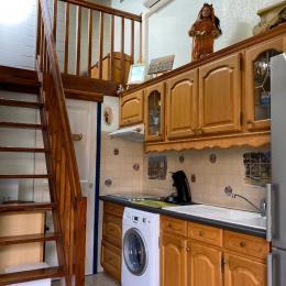 Piscine partagée désinfectée deux fois par jour pour covid 19 - Location de vacances - Gruissan Port