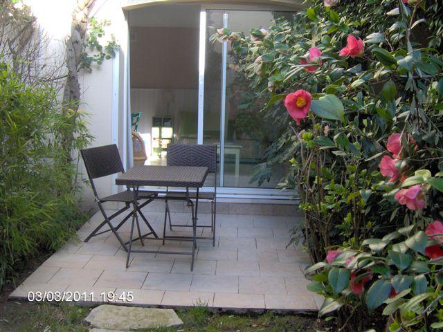 la terrasse en mars - Location de vacances - Carcassonne