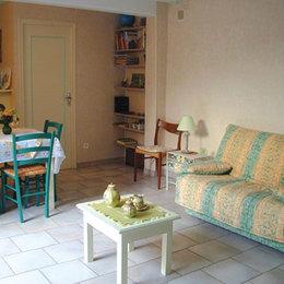 le salon - Location de vacances - Carcassonne