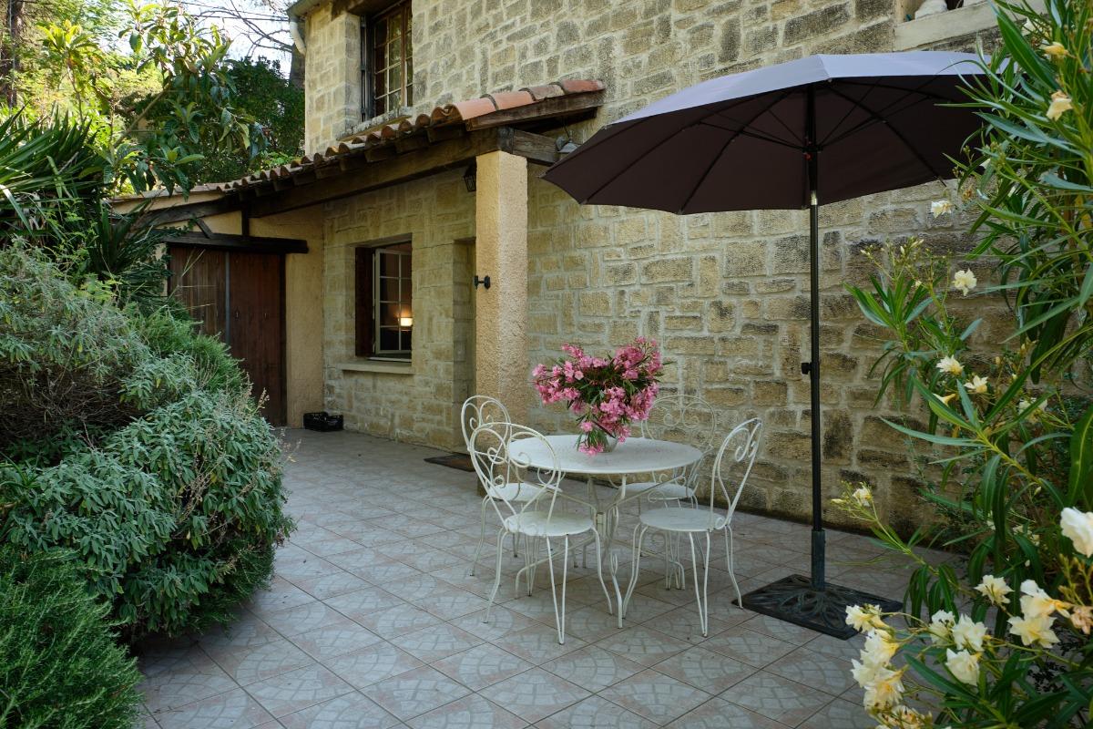 vue face à la cité - Location de vacances - Carcassonne