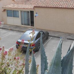 mes 2 places de Parking à 30 mètres de la location N°279/280 - Location de vacances - Saint Pierre La Mer