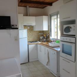 Appartement au 1 er étage - Location de vacances - Saint Pierre La Mer