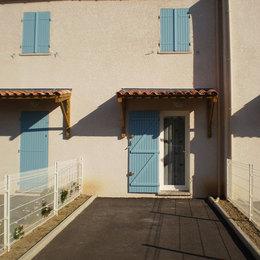 Maison vue de face  - Location de vacances - Saint Pierre La Mer