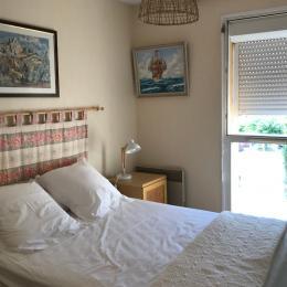 cabine lit en 80x190 - Location de vacances - Gruissan Port