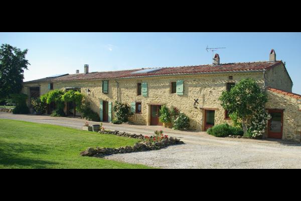 La ferme lauragaise - Location de vacances - Belflou