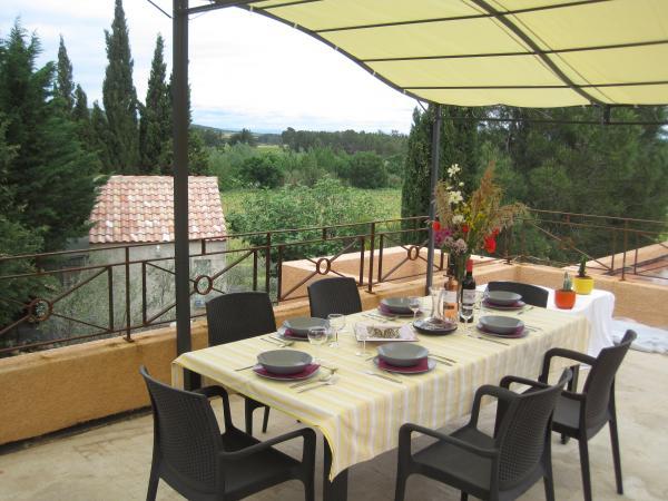 La Terrasse - Location de vacances - Montséret