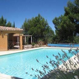 la Piscine - Location de vacances - Montséret