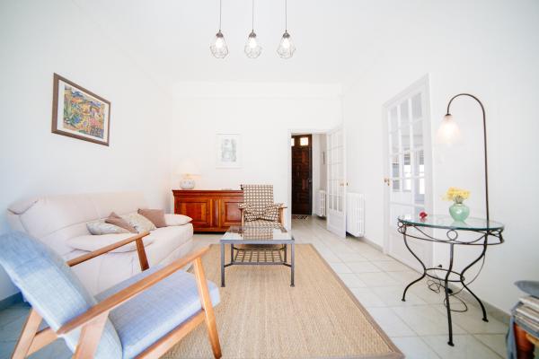 Le séjour - Location de vacances - Lézignan-Corbières