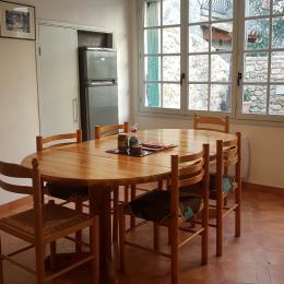 Chambre RDC - Location de vacances - Ribaute