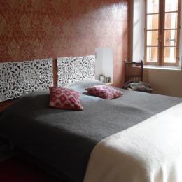 Une autre chambre avec 3 lits en 90  - Location de vacances - Palairac