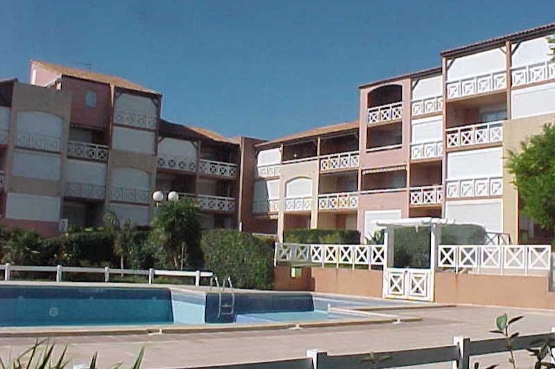 Vue depuis le balcon de l'appartement - Location de vacances - Saint Pierre La Mer