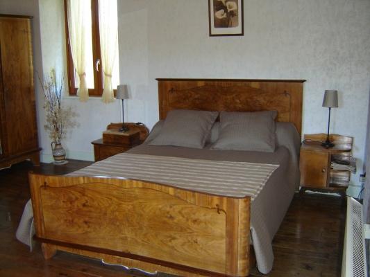 Chambre - Location de vacances - Rodelle
