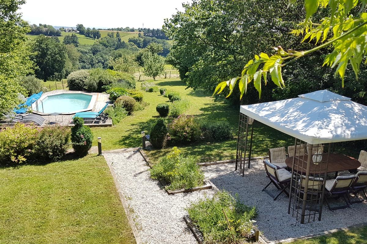 - Location de vacances - La Salvetat-Peyralès
