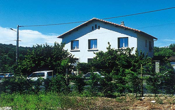 vue d'ensemble - Location de vacances - Saint-Georges-de-Luzençon