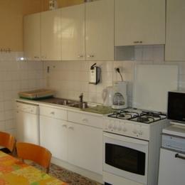 cuisine indépendante - Location de vacances - Saint-Georges-de-Luzençon
