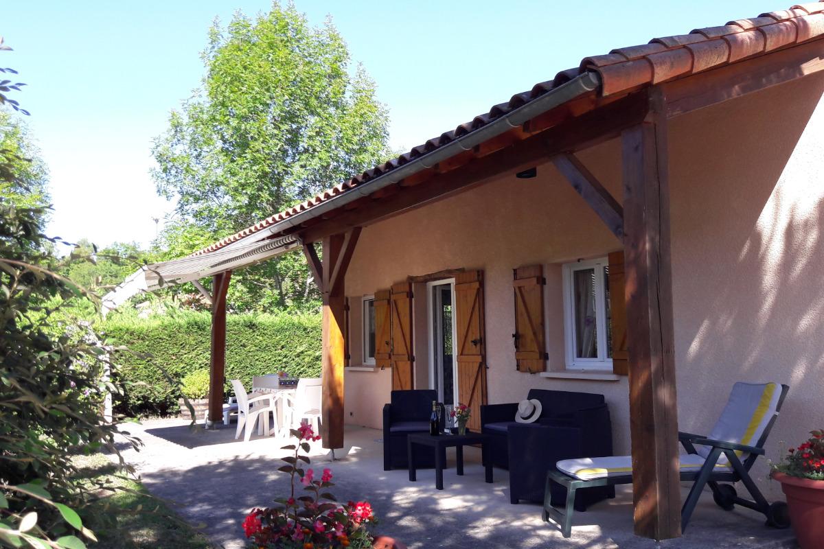 La maison - Location de vacances - Saint-Rome-de-Tarn