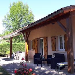 Maison - Location de vacances - Saint-Rome-de-Tarn