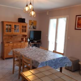 Vue aérienne - Location de vacances - Saint-Rome-de-Tarn