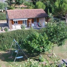 BASE NAUTIQUE A 150M - Location de vacances - Saint-Rome-de-Tarn