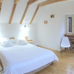 Chambre n°2 - Location de vacances - Moyrazès