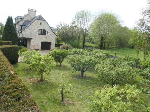 Vue parc - Location de vacances - Muret-le-Château