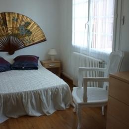 chambre double - Location de vacances - Millau