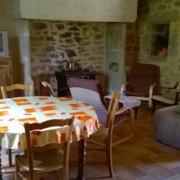 jardin - Location de vacances - Balaguier-d'Olt