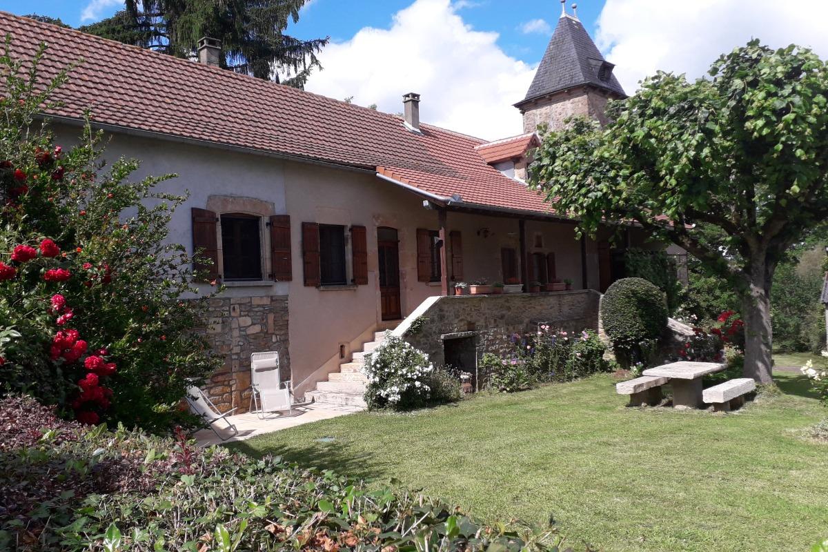 Gite MARTIEL - M DELBOSC - Location de vacances - Martiel