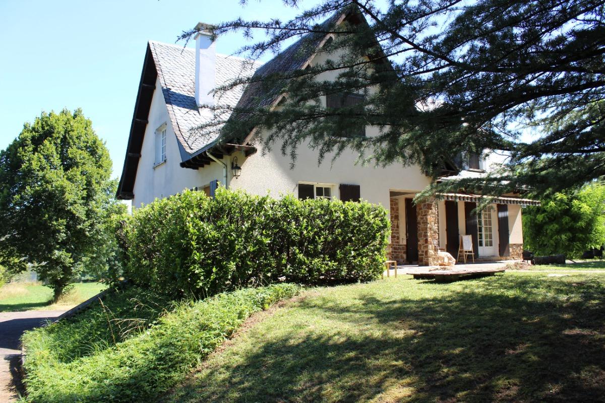 Gite Espalion Mme Devos - Location de vacances - Espalion