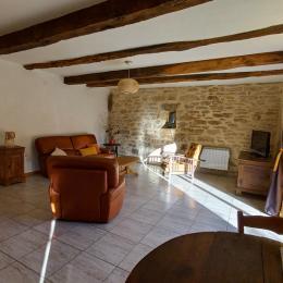 Martiel - Clos du Trep - Gite Rosa - cuisine - Location de vacances - Martiel