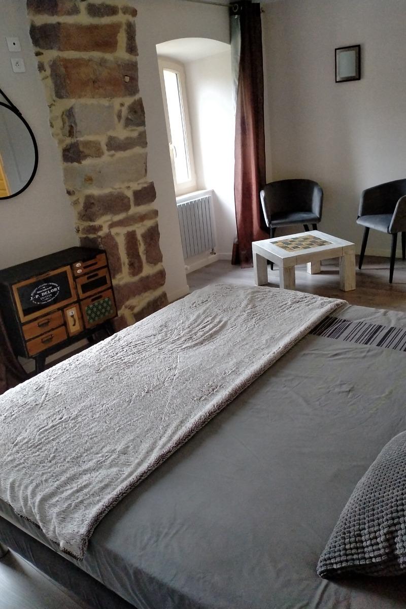 - Chambre d'hôtes - Montjaux