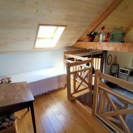 Mezzanine lit en 90 - Location de vacances - Montrozier