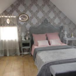 Grande chambre baroque - Location de vacances - Calmont