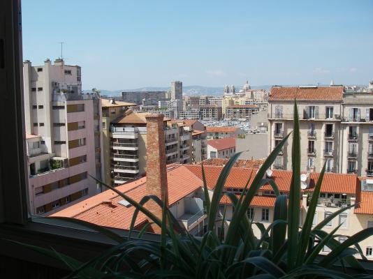 vue dégagée Marseille - Location de vacances - Marseille