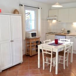cuisine Romarin - Location de vacances - Fuveau