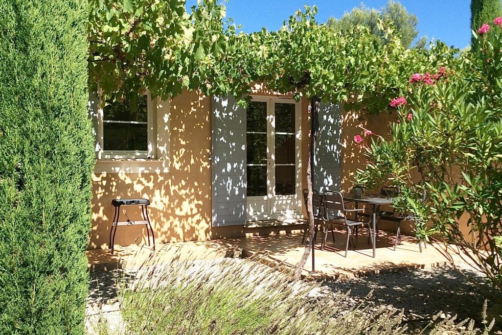 ... Terrasse Argelas - Location De Vacances - Fuveau ...