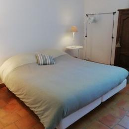 Le Mazet maison provençale indépendante 70 m2 , la Destrousse, séjour - Location de vacances - La Destrousse