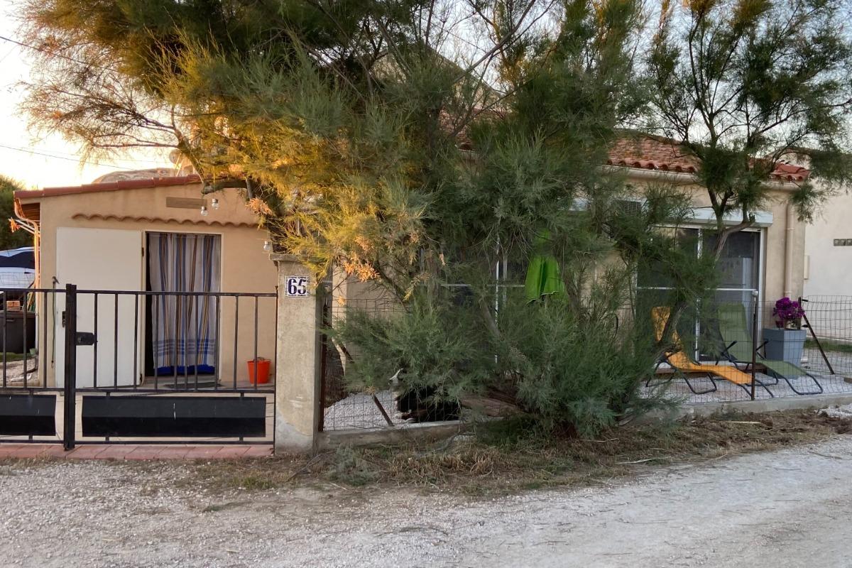 extérieur maison - Location de vacances - Port-Saint-Louis-du-Rhône