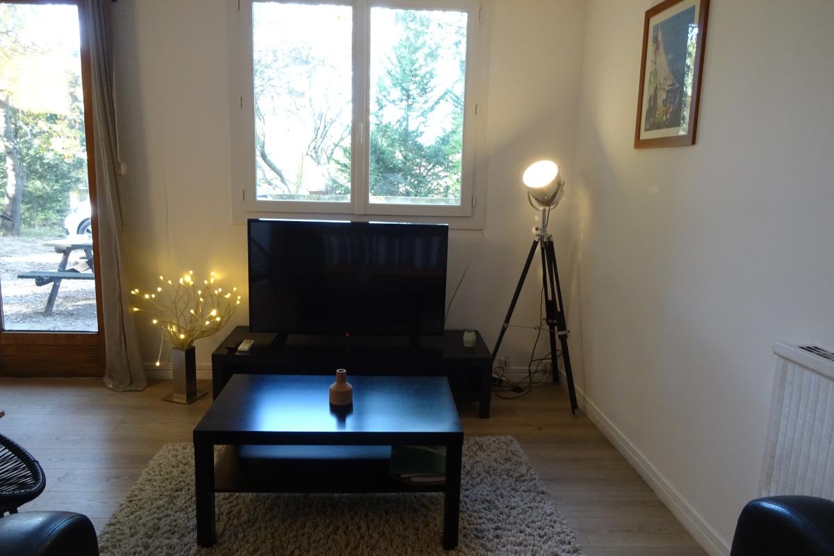 Espace chambre - Location de vacances - Aix-en-Provence