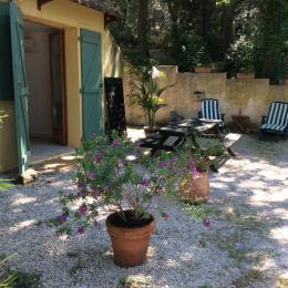 Exterieur - Location de vacances - Aix-en-Provence