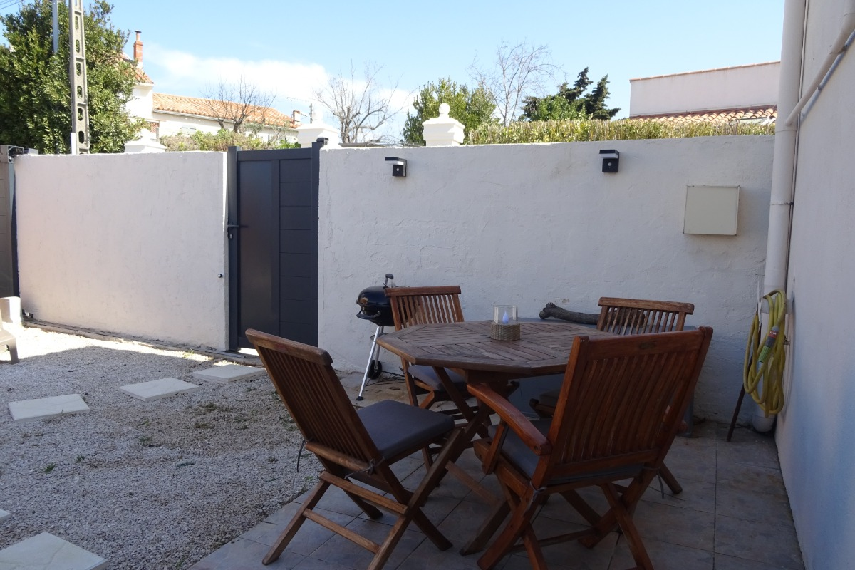 maison et jardin - Location de vacances - Martigues