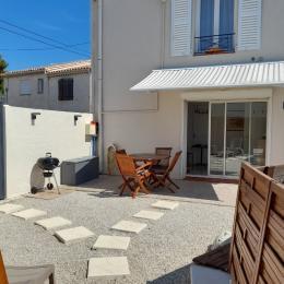 vue de la maison - Location de vacances - Martigues