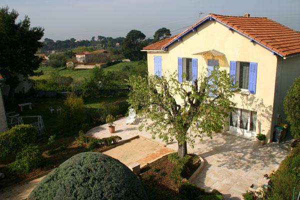 La maison, terrasse et jardin  - Location de vacances - Marseille