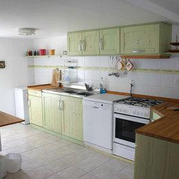 cuisine fonctionnelle - Location de vacances - Marseille