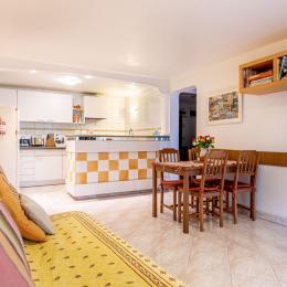 terrasse - Location de vacances - Auriol