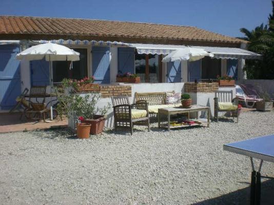 les 2 gites Arlequin et Les Hérons, maisons mitoyennes 40 m2 - Location de vacances - Saintes-Maries-de-la-Mer