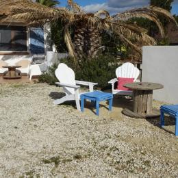 Espace détente - Location de vacances - Saintes-Maries-de-la-Mer