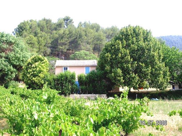 la maison et le jardin autour - Location de vacances - Auriol