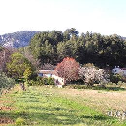 le jardin - Location de vacances - Auriol